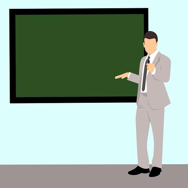 先生から講師へ変身する